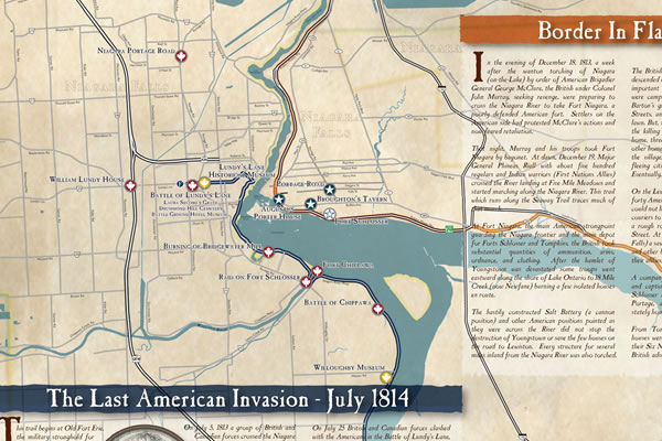 Niagara 1812–1814 Trails | Side B