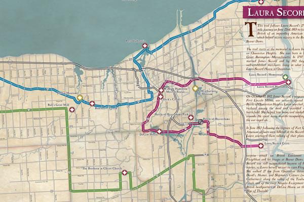 Niagara 1812–1814 Trails | Side A